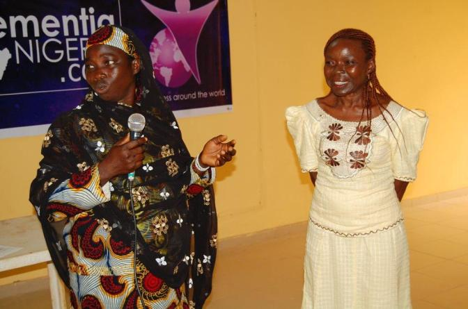 Rossetti Care hosts Nigeria's first memory café