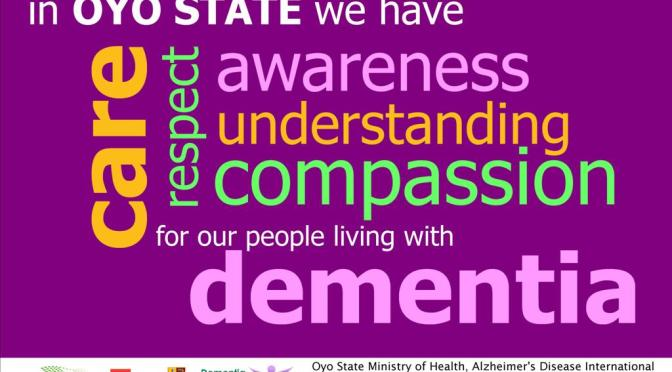 World Alzheimer's Day in Oyo State, Nigeria